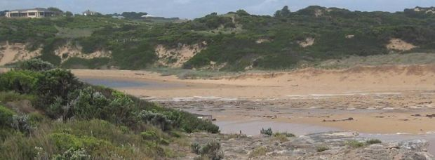 Hopkins River mouth